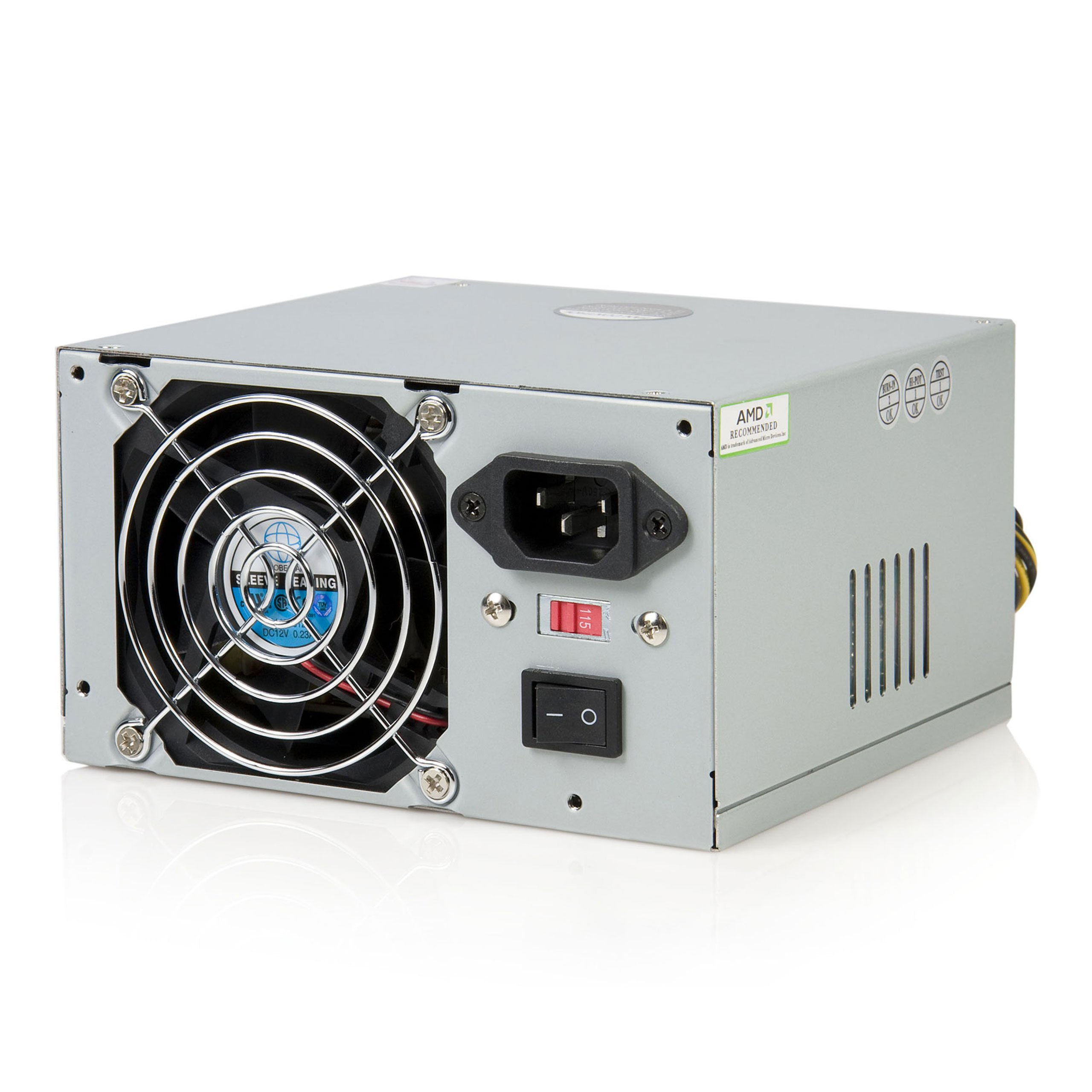 350 Watt ATX12V 2.01 Computer PC Power Supply w/ 20 & 24 Pin