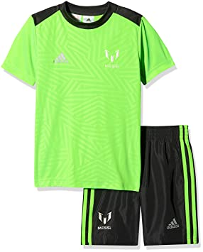 d5b2585aa4d adidas Children's Messi Set Track Suit: Amazon.co.uk: Sports & Outdoors