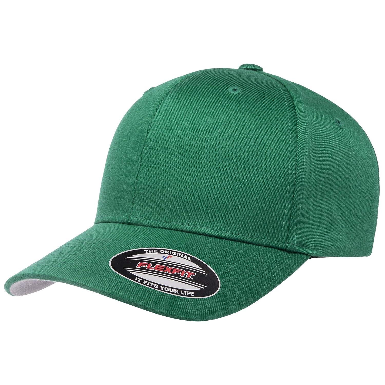 Flex Fit - Gorro de lana (talla XXL), color verde: Amazon.es: Ropa ...