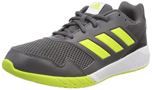 online store 3ab08 f8b20 adidas Altarun K Chaussures de Gymnastique Mixte Enfant, Multicolore (Grey  Five F17 semi