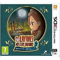 Layton'S Mystery Journey: Katrielle e il Complotto dei Milionari - New Nintendo 3DS