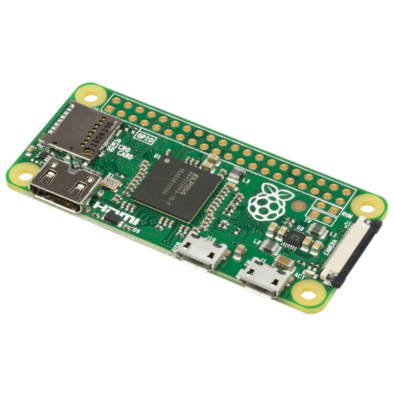 Raspberry Pi Zero 1.3 Camera Version