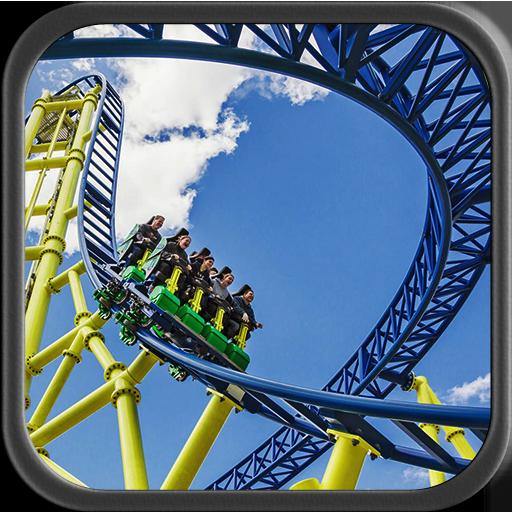Roller Coaster Master Ride (Life Games)