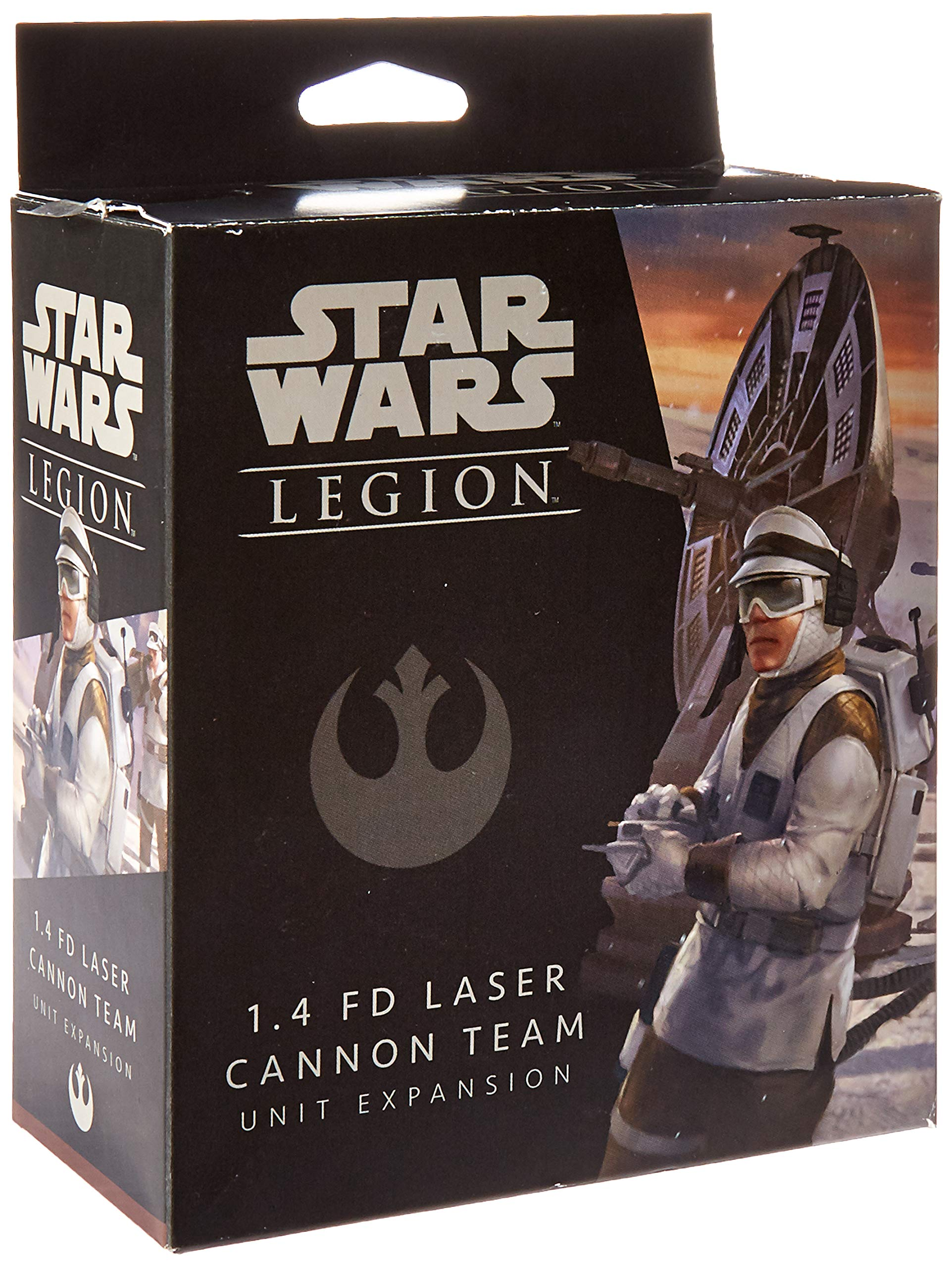 Star Wars: Legion - 1.4 FD Laser Cannon Team