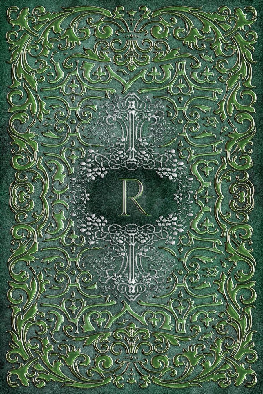 Download Monogram R Journal: Blank Notebook Diary Memoir Log Logue (Rustic Three 365 Lined) (Volume 18) ebook