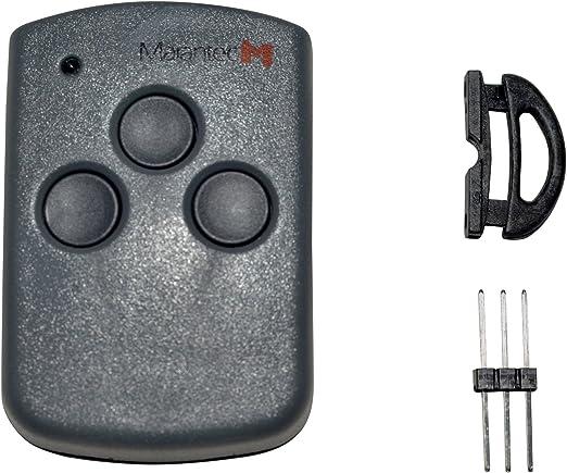 Amazon.com: MARANTEC 3-Button Abridor de la puerta del ...