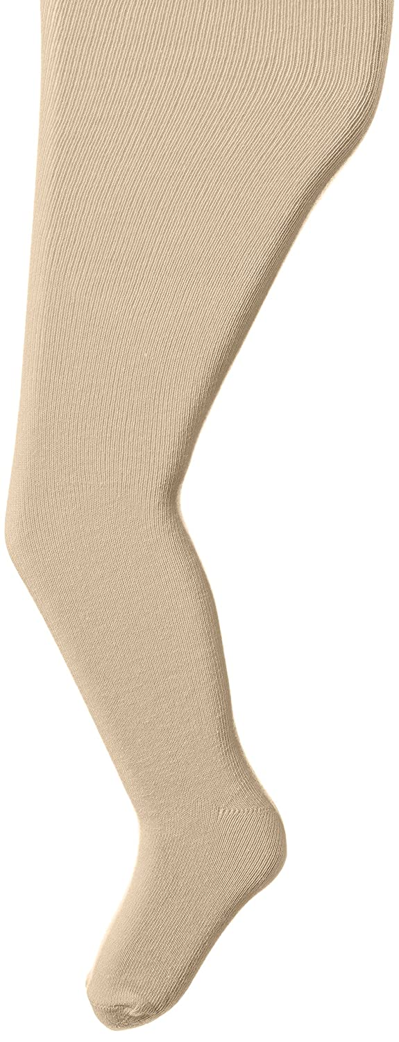 Country Kids Baby Girls' Organic Winter 1 Pair Tights K004