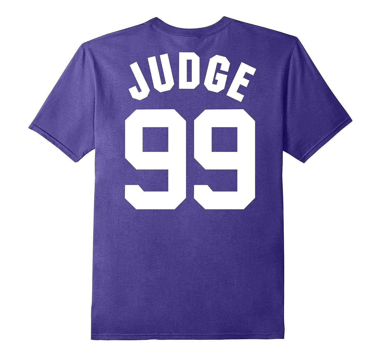 Aaron Judge 99 Number Tshirt-Vaci