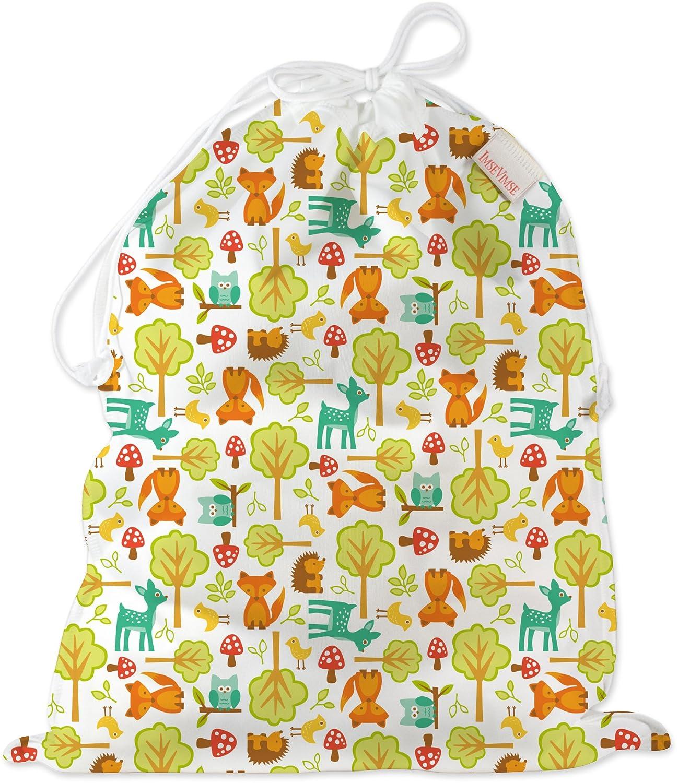 Imsevimse Wet bolsa de para pañales saco de con cinta de cierre de camuflaje