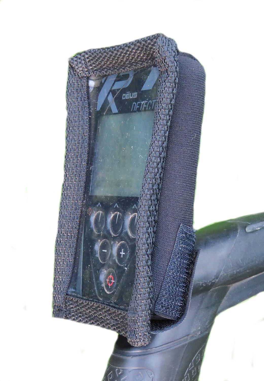 XP Deus Metal detector de control Cubierta de la caja, negro: Amazon.es: Deportes y aire libre