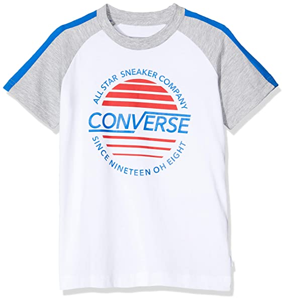 Converse Retro Raglan Top Chándal para Niños: Amazon.es: Ropa y ...