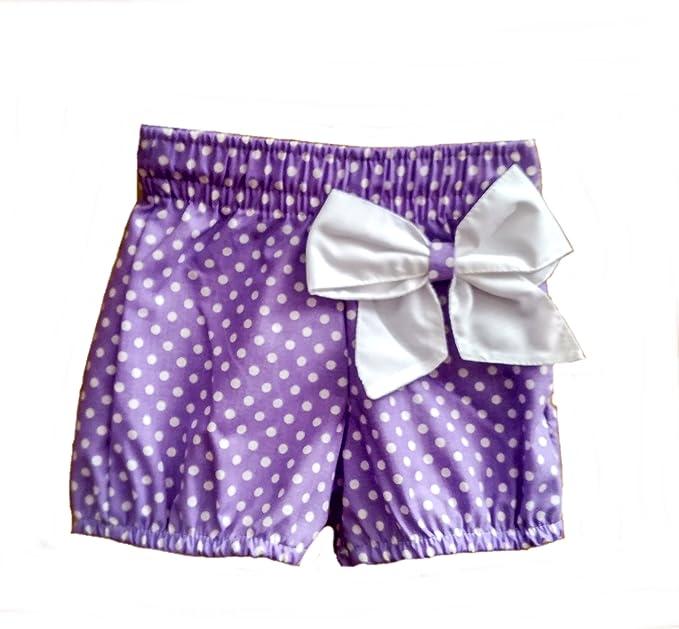 Pantalones Cortos para Niñas de 9 Meses a 8 Años | Shorts para ...