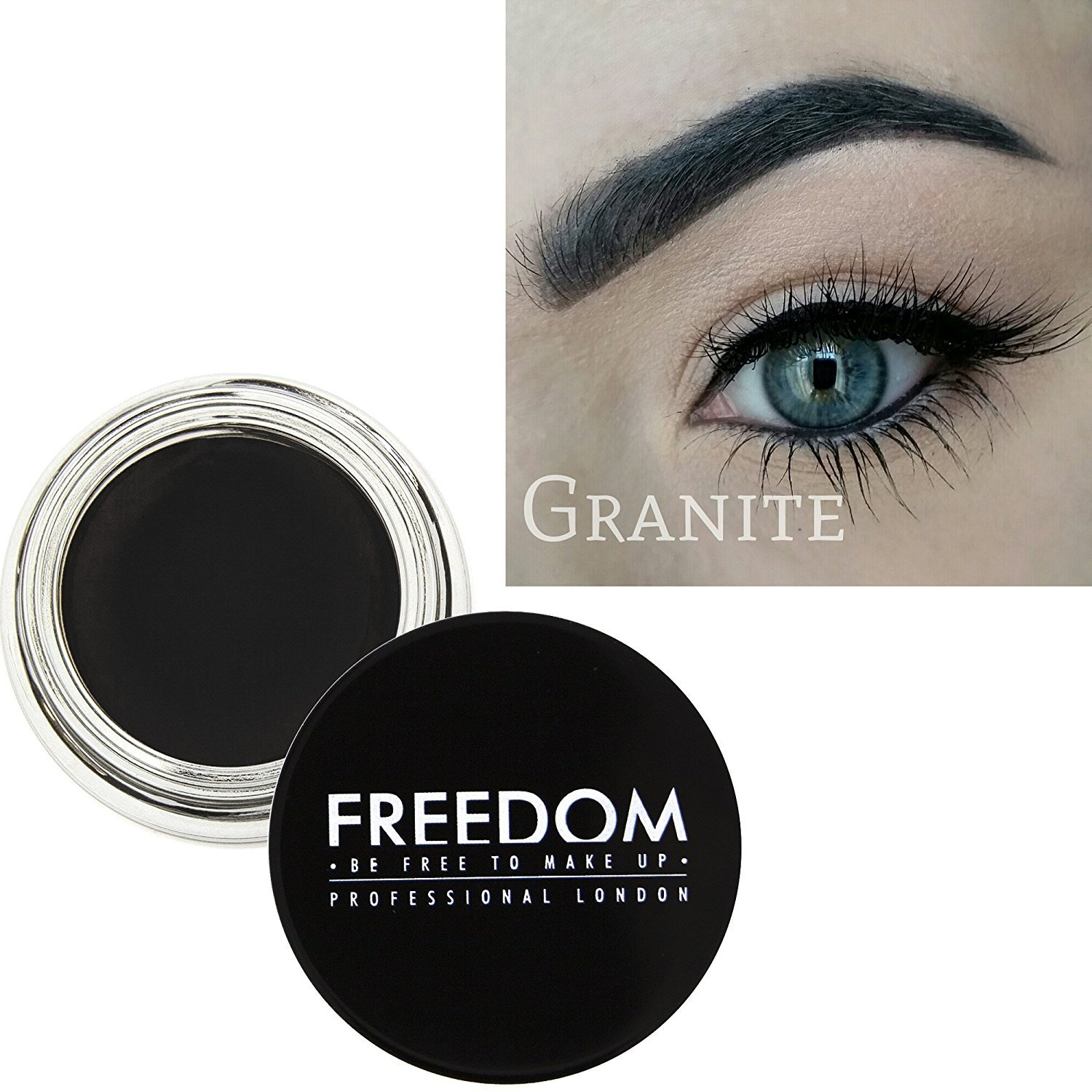 Nyx Tame Frame Brow Pomade Black Amazon Beauty