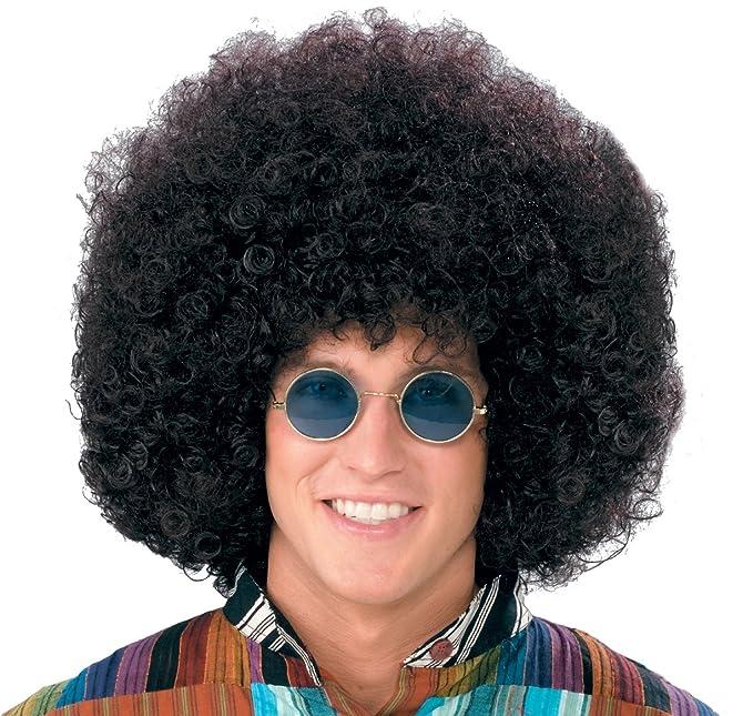 Amazon.com: Forum Novelties Jumbo peluca afro hippie para ...