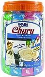 INABA Churu Lickable Creamy Purée Cat Treats 4
