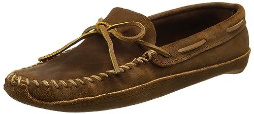 Minnetonka Double Bottom Softsole, Mocasines para Hombre: Amazon.es: Zapatos y complementos