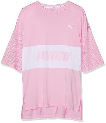maglietta puma rosa