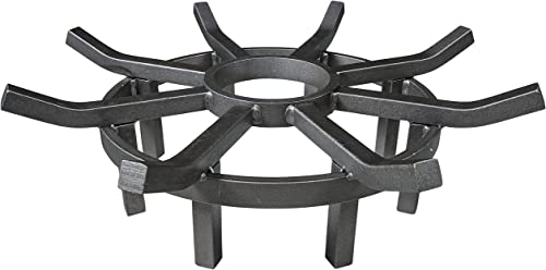 TITAN GREAT OUTDOORS 20 Wagon Wheel Fire Grate