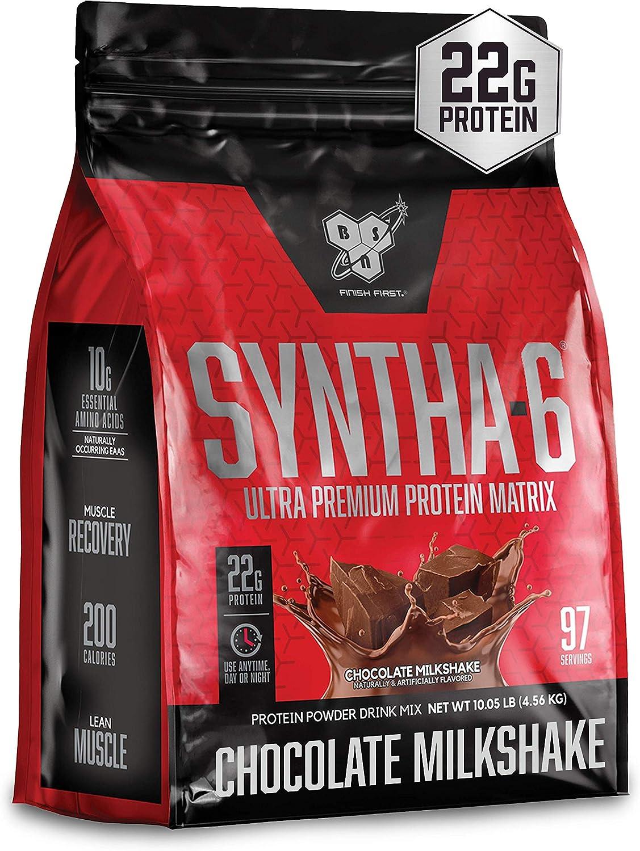 BSN 4.56Kg Syntha-6 Chocolate Milkshake by BSN
