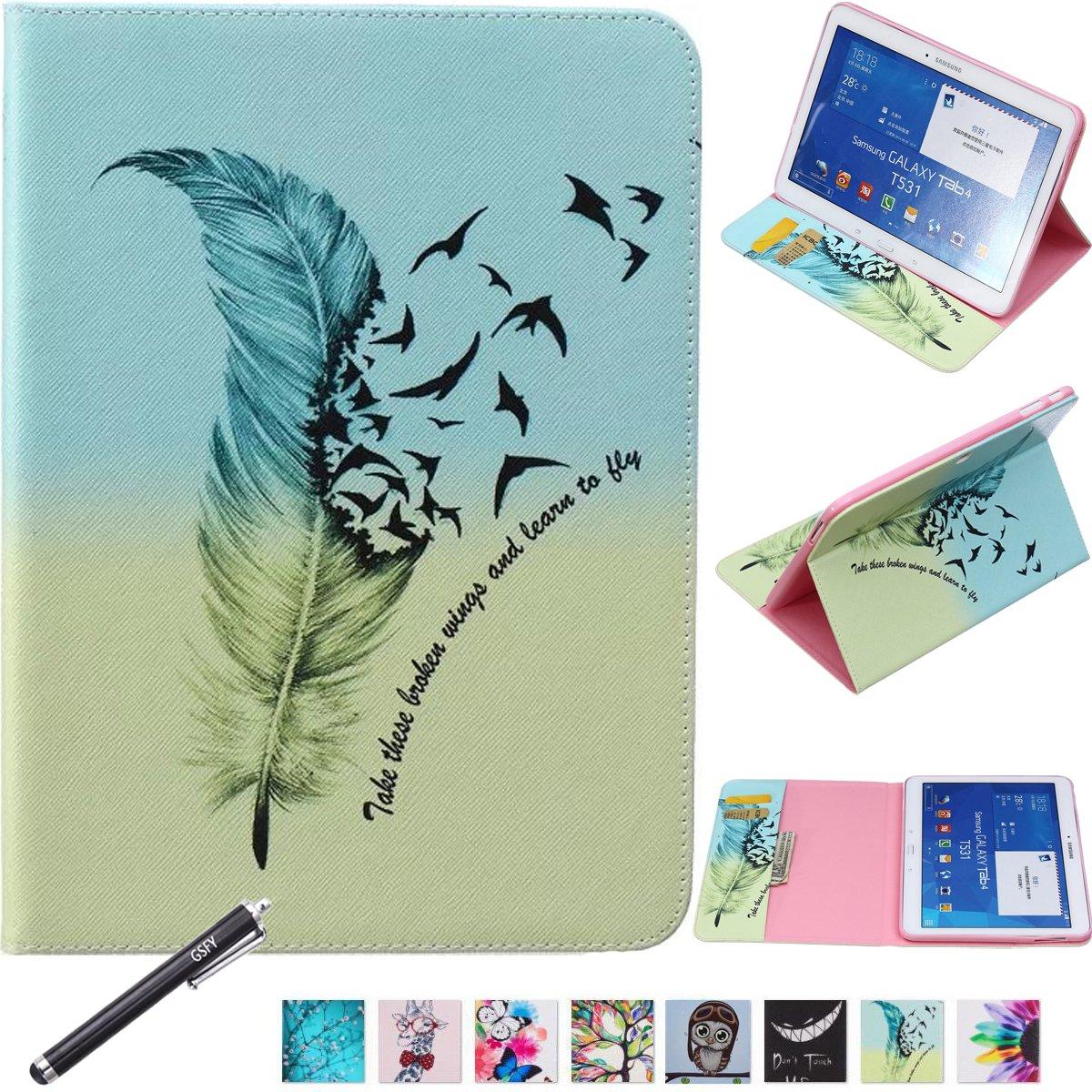 Funda Samsung Galaxy Tab 4 10.1 NEWSHINE [76T3FXW7]