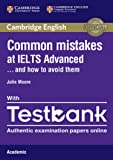 Common Mistakes at... IELTS. and how to avoid them. Advanced. Paperback with Testbank Academic: 1