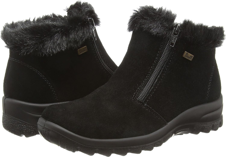 Rieker Ella Womens Warm Lined Ankle Boots