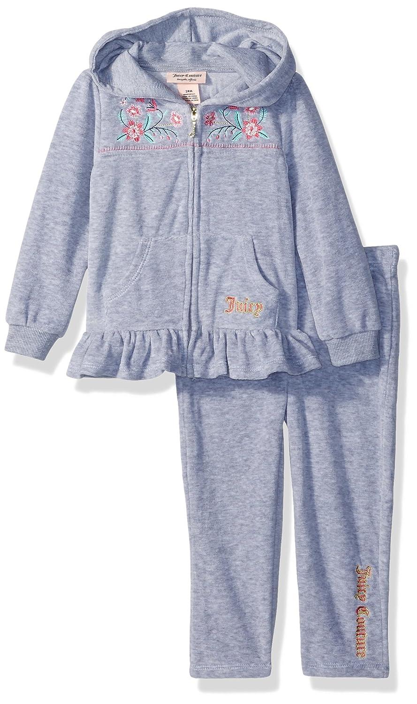 e1975a2116 Juicy Couture Two Piece Velour Jog Set: Amazon.com.au: Fashion