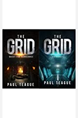 Quest for Justice & Catharsis: The Grid Trilogy Books 2 & 3 Kindle Edition