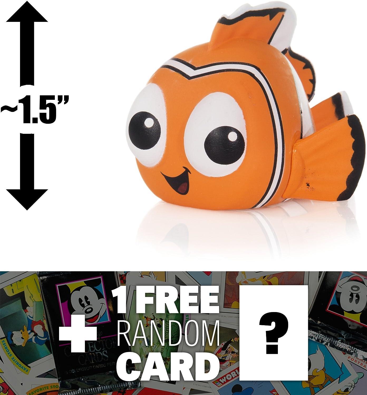 1 FREE Classic Disney Trading Card Bundle ~1.5 Funko Mystery Minis x Finding Dory Mini Vinyl Figure Nemo