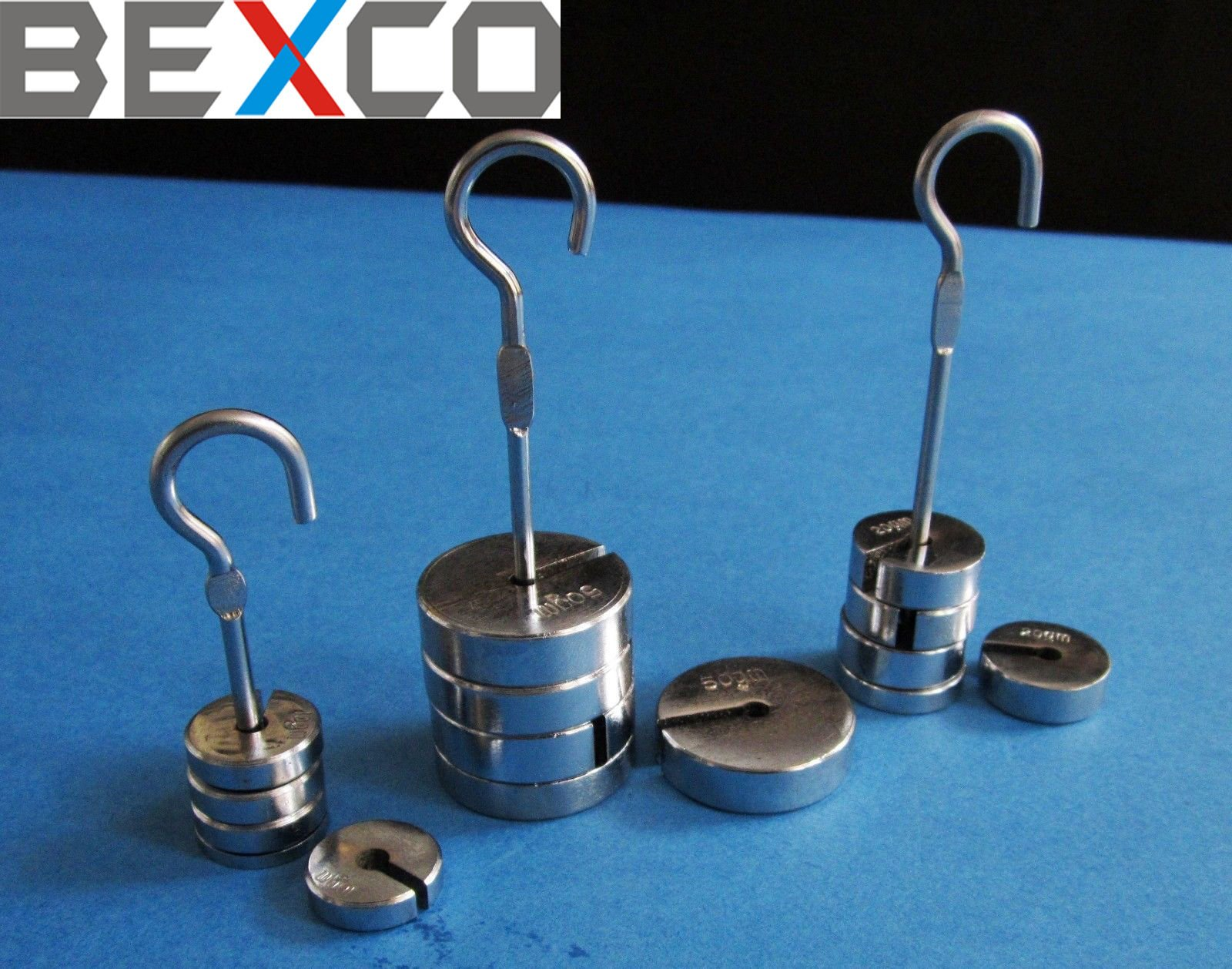Masses Weight/SLOTTED Weight Steel Set
