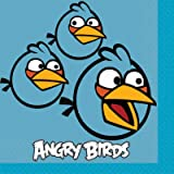 Angry Birds Beverage Napkins 16 Ct.