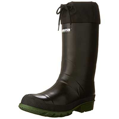 Baffin Men's Hunter Canadian Made Industrial Rubber Boot: Shoes