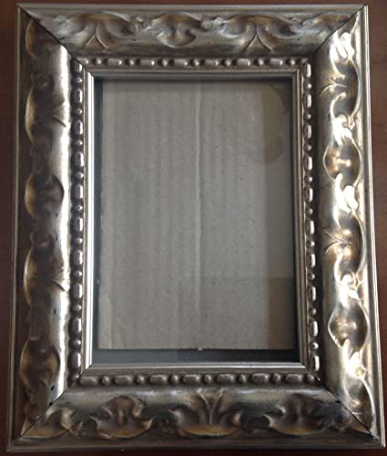 Amazon.com - Sheffield Home Antique Silver 5\' by 7\' Picture Frame -