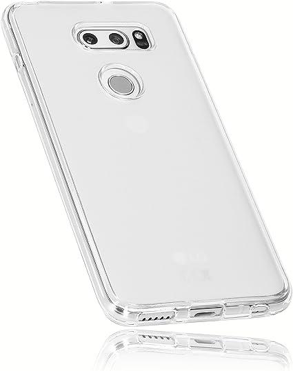 mumbi Funda Compatible con LG V30 ThinQ Caja del teléfono móvil ...