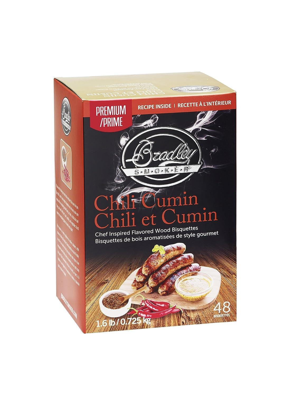 Bradley Smoker BTCC48 Chili Cumin Bisquettes (48 Pack)