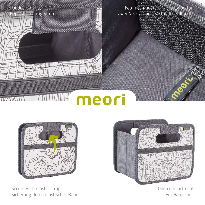 Amazon.com: Meori - Caja plegable de poliéster para colorear ...