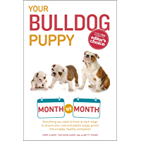 Your Bulldog Puppy Month by Month: Everything You Need to Know at Each Stage to Ensure Your Cute and Playful Puppy Grows…