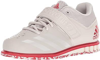 324decd1faa6 adidas Men's Powerlift.3.1 Cross Trainer, Chalk Pearl/Scarlet, ...