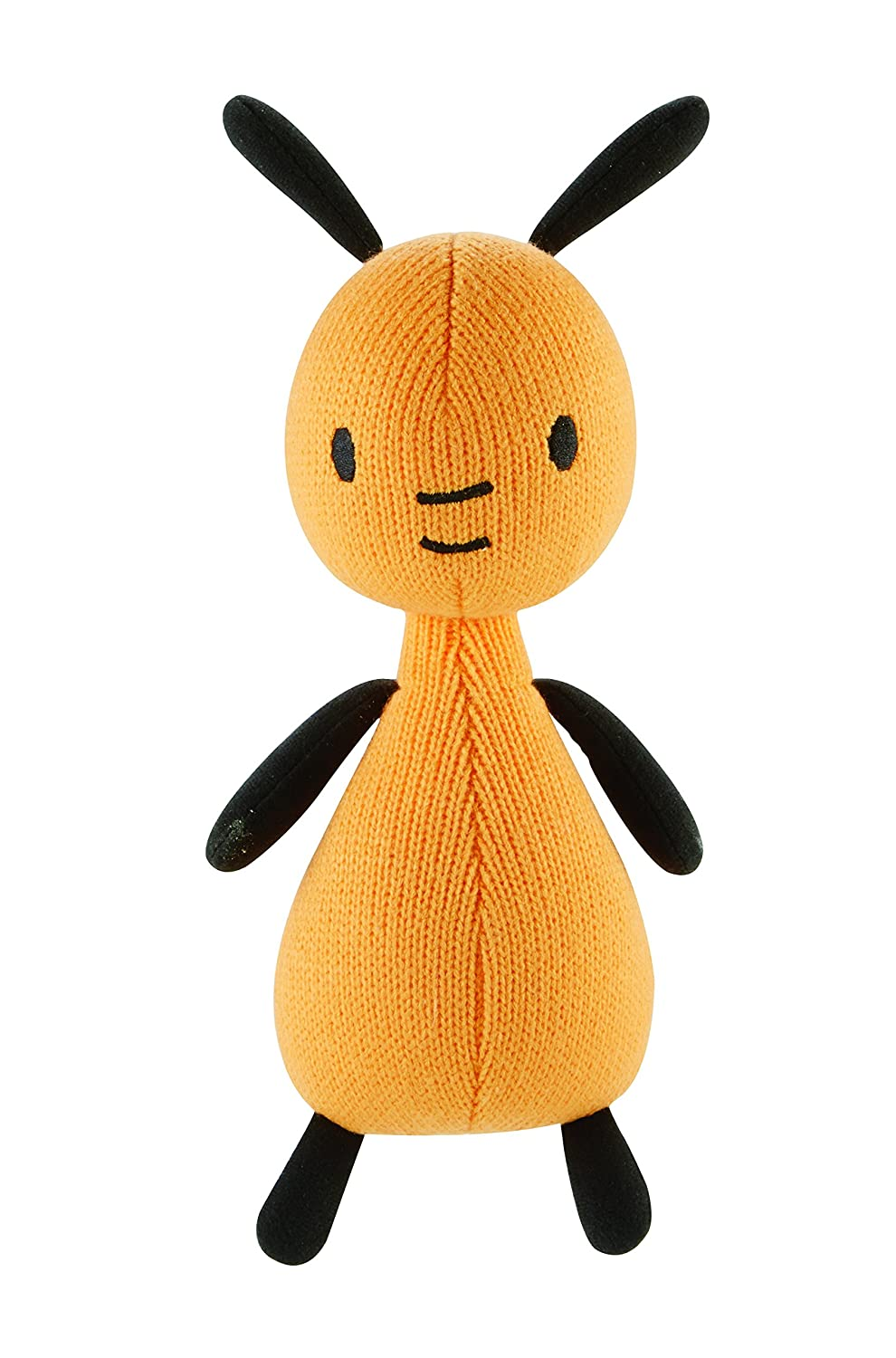 Bing DYL11 Talking Flop Toy - orange (yellow) Mattel
