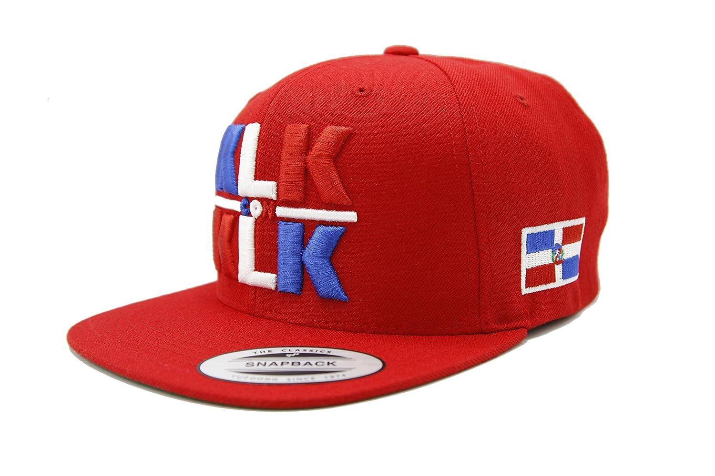 03a7aee115b8d KloK con K lo K Hat Dominican Team WBC klk (Camo Gold) at Amazon Men s  Clothing store