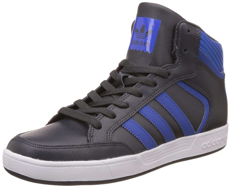 adidas Herren Varial Mid Laufschuhe Mehrfarbig Dgh Solid Grey/Blue/Ftwr White