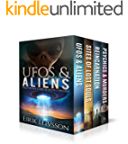 Paranormal Collection: UFOs & Aliens, True Hauntings, Reincarnation, Psychics & Murders. (Nonfiction, 4-pack, Paranormal, Bundle) (English Edition)