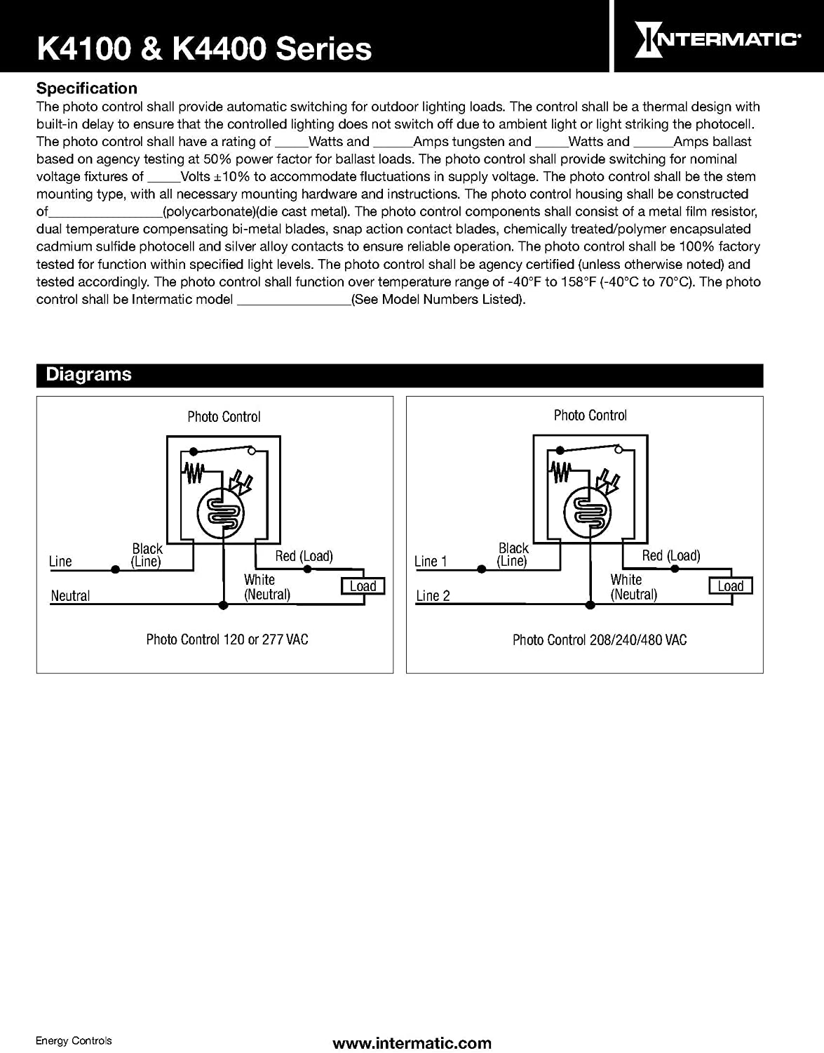 Intermatic Photocell Wiring Diagram from images-na.ssl-images-amazon.com