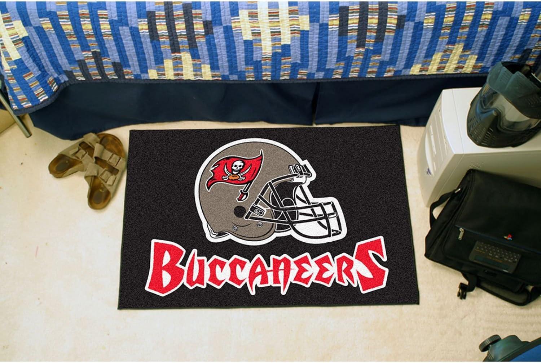 20 x 30 Fan Mats Tampa Bay Buccaneers Helmet Starter Rug