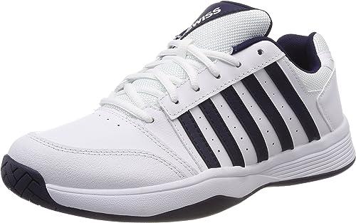 K-Swiss Men`s Court Smash Tennis Shoes