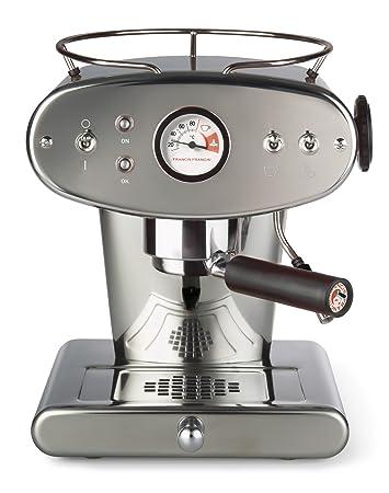 Amazon.de: Illy FrancisFrancis! 6333 X1 Ground Espressomaschine ...