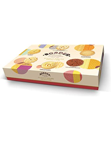 Border Biscuits Classic Recipe Selection, Surtido de galleta fresca - 500 gr.