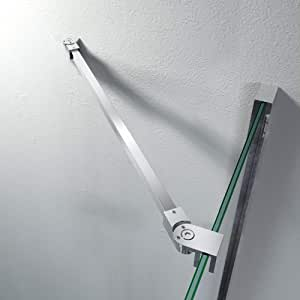 Barra estabilizadora de acero inoxidable con ángulo flexible y ...