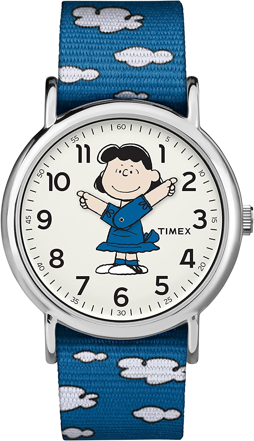 CDM product Timex Weekender Peanuts Collection big image