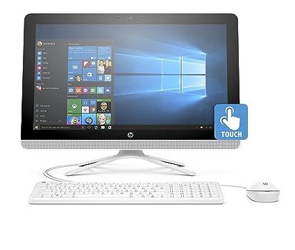 amazon com hp 24 g020 23 8 all in one desktop amd a8 7410 8gb rh amazon com